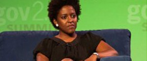 Fotografía de Ory Okolloh, abogada, activista, editora del blog Kenyan Pundit, colaboradora de Global Voices, cofundadora de Ushahidi…